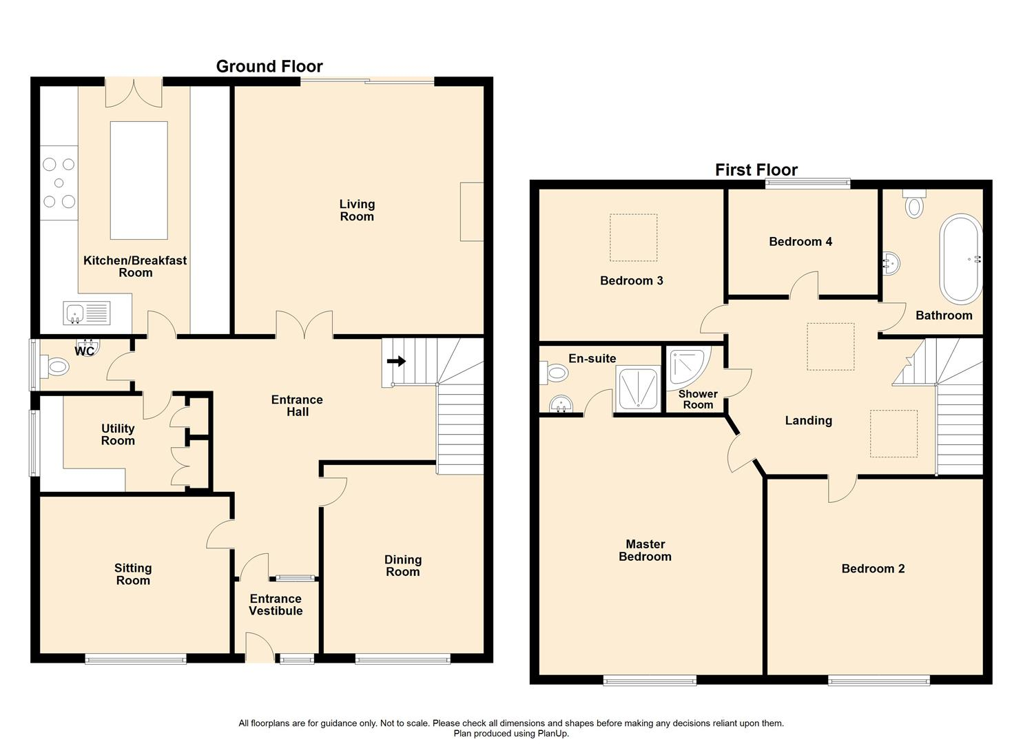 4 Bedroom Barn Conversion For Sale - Belvedere Bowfields Lane.jpg